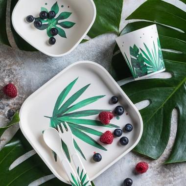 Как бамбуковая посуда может помочь в спасении окружающей среды